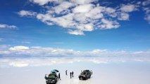 Largest Mirror Of Nature - Salar De Uyuni Bolivia | Woovly Bucket list Ideas