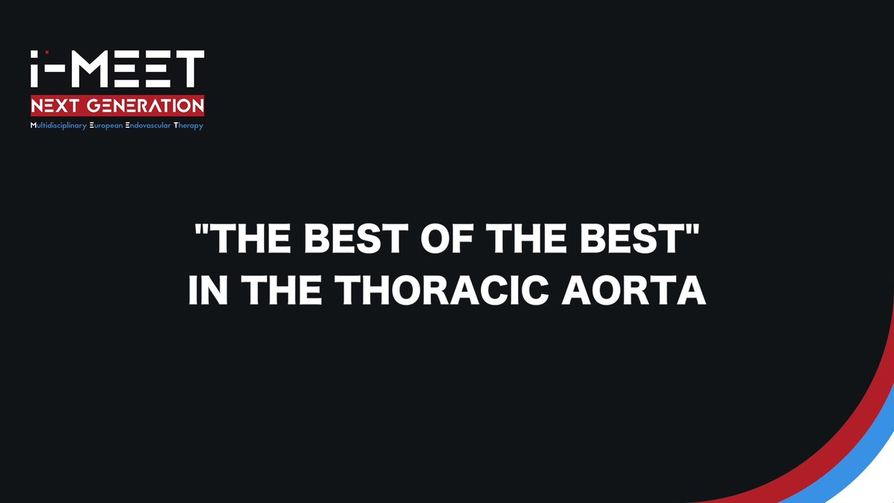 Introducinginnovative solutions for the treatment ofchallenging anatomies in the thoracic aorta
