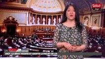 Vote solennel sur la réforme ferroviaire puis débat sur l'application des lois - Les matins du Sénat (06/06/2018)