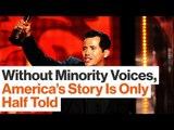John Leguizamo:  Minorities Need Access To Jobs That Get Their Stories Told