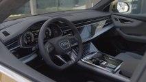 2019 Audi Q8 Interior Design