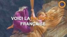 Voici la Raiponce française