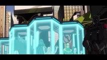 Ultimate Spider Man Season 4 | Episode 2 Hydra Attacks Part 2