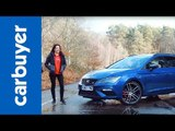 SEAT Leon ST Cupra estate in-depth review - Carbuyer