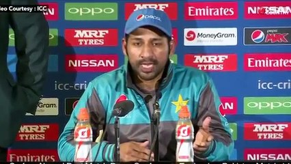 Breaking News: Sarfraz Ahmed told why not win the series from England