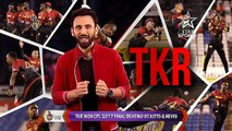 Celebrating the TKR way! #KnightRiders, watch this special episode of #KnightClub to know how team #TKR celebrated their @CPL '17 triumph.#PlayFightWinTogethe