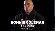 Ronnie Coleman: The King MOVIE CLIP   How Kevin Levrone & Vodka Made Ronnie A Champion