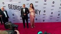 Right Now: George Clooney's AFI Lifetime Achievement Event - Celebrity Arrivals
