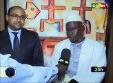 ORTM / Le President de la République IBK a reçu Mahamadou NIMAGA , le Nouvel Ambassadeur du Mali à Washington