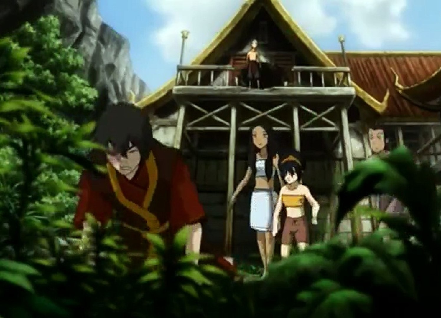 Avatar The Last Airbender S03 - Ep18 Sozin's Comet The Phoenix King (1) HD  Watch