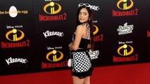 "Jenna Ortega ""Incredibles 2"" Premiere Red Carpet"