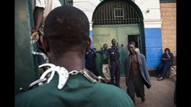 SIERRA LEONE:- WAITING For JUSTICE ?(The Pademba Road Prison, Freetown)+++The prison was built to house 220 prisoners in the pre-independence era and now hol