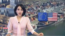 EU to launch retaliatory tariffs on U.S. imports starting from July