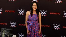 Brie Bella WWE's First-Ever Emmy FYC Event Red Carpet