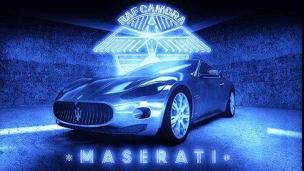 RAF Camora - Maserati