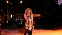 Shakira live @ Hamburg - Whenever Wherever - EL DORADO World Tour - Barclaycard Arena 2018