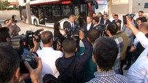 Kilometrede 10 kuruş elektrik harcıyor... 'Dünyada ilk kez bu otobüs Elazığ'da kullanılacak'