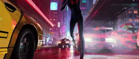 SPIDER-MAN: INTO THE SPIDER-VERSE - bande annonce officielle