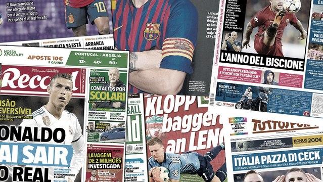 Le surprenant échange proposé par le barça au Bayern, Gonzalo Higuain veut jouer en Angleterre