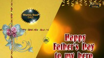 Father's day Special whatsapp status   Dad's Love   Greatest Gift of God   ❤Happy Father's day❤ # 1