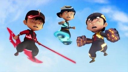 Pee Wee Gaskins - Boboiboy Hero Kita