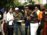 Bollywood actor Atul Agnihotri shoots with Kajol