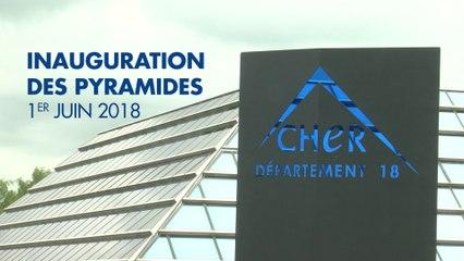[Inauguration des Pyramides] (01.06.2018)