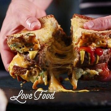 Sourdough Burger