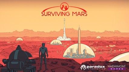 Présentation Surviving Mars