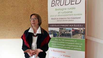 AG BRUDED 2018 - Visite de Plouaret par Annie Bras-Denis