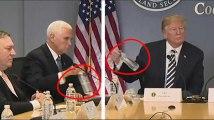Mike Pence a poussé le mimétisme avec Donald Trump un peu trop loin