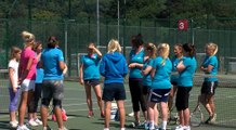 Getting Girls into Tennis