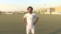 On a trouvé le sosie de Mohamed Salah - 07/06/2018