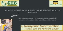 What is meant by NPS investment schemes and its benefits (in tamil) _ shs advisory group
