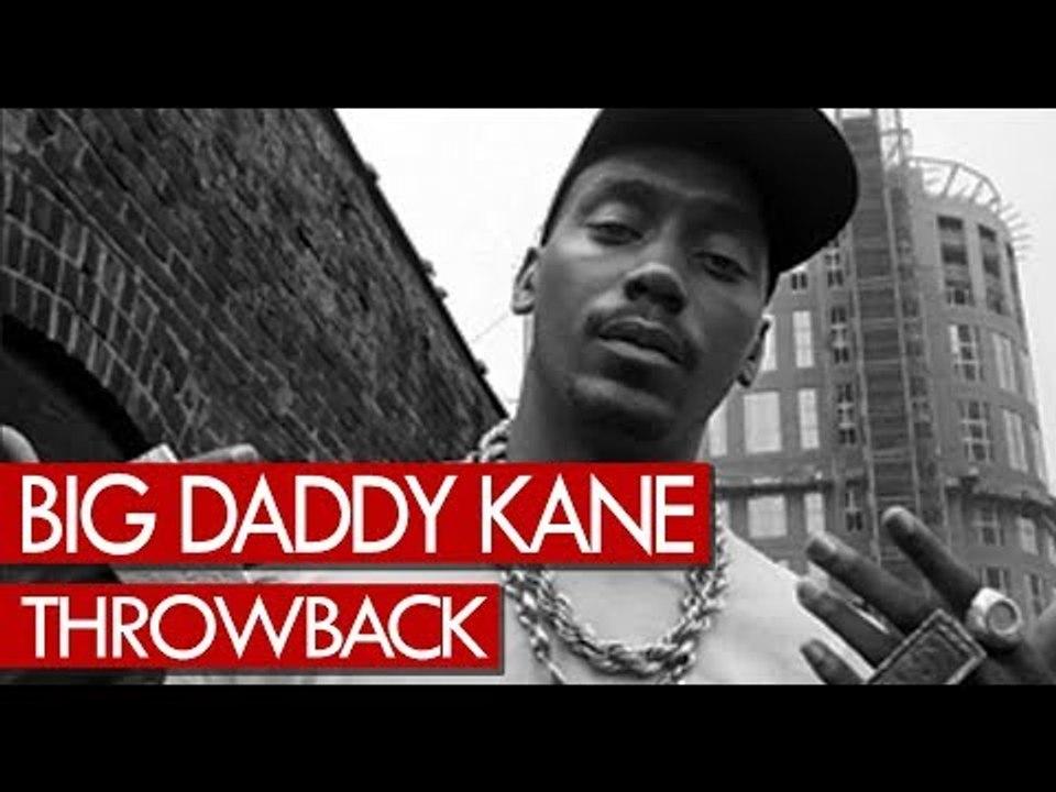 Big Daddy Kane freestyle - goes hard! Never heard before throwback