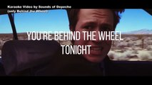 Depeche Mode - Behind the wheel + Route 66 KARAOKE / INSTRUMENTAL
