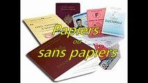Papiers ou sans papiers