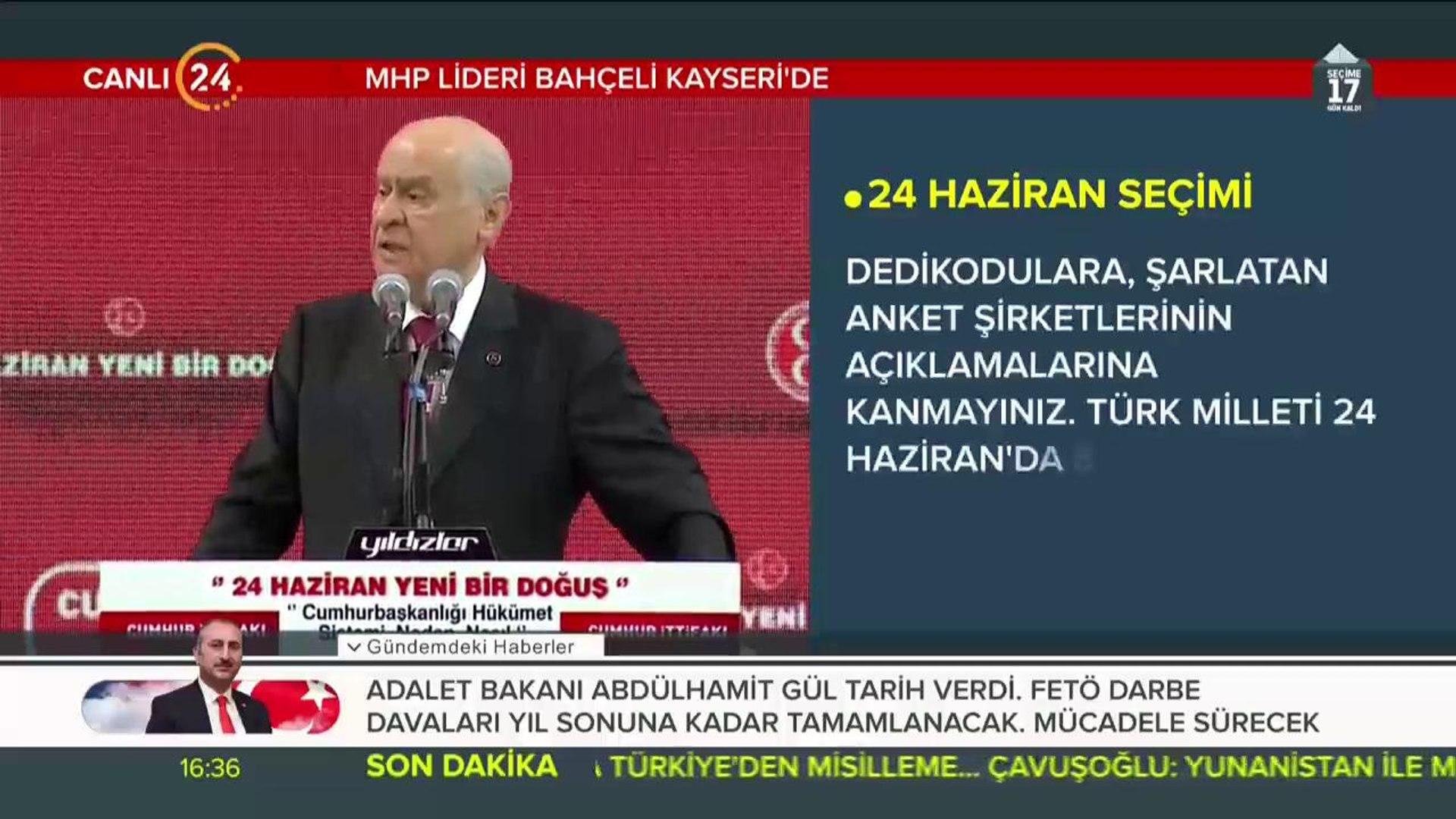 Cumhurbaşkanı adayımız Recep Tayyip Erdoğan, inşallah ilk turda