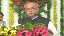 Pranab Mukherjee addresses RSS carder in Nagpur, Watch full speech | Oneindia News