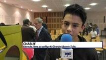Alpes-de-Haute-Provence :  les élèves du collège Pierre Girardot de Sainte-Tulle récompensés par l'AFDET