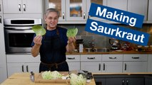 How To Make A Basic Sauerkraut || Le Gourmet TV Recipes
