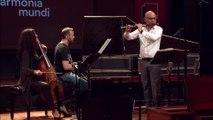 Leclair    Sonate Op. 2 n°1 pour traverso et basse continue en mi mineur par Bertrand Cuiller, Jocelyn Daubigney et   Isabelle Saint-Yves