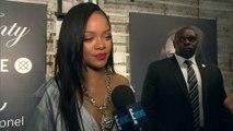 "Rihanna Thinks ""Ocean's 8"" Costars Are ""Cool & Fun"""