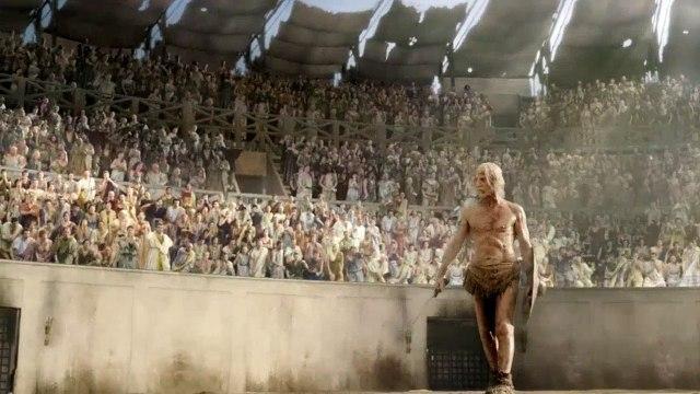 Spartacus S01E12