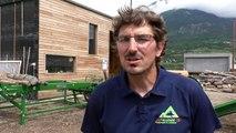 Hautes-Alpes : l'entreprise Alp'Elagage a inauguré ses nouveaux locaux à Embrun