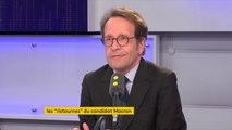 """""""François Hollande est un triste sire qui ne se remet pas de son abdication"""", juge le député LREM Gilles Le Gendre"""