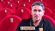 Montanier «Lens doit être en Ligue 1» - Foot - L2 - Lens