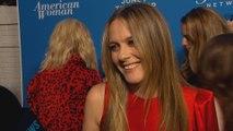 """Alicia Silverstone & Mena Suvari Dish on """"American Woman"""""""
