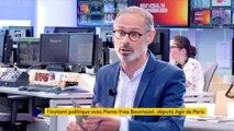 Pierre-Yves Bournazel : « Je n'exclus pas d'être candidat à la mairie de Paris »