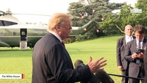 Trump Doubles Down On Self-Pardon: 'I Do Have An Absolute Right To Pardon Myself'